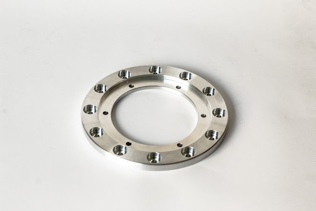 Universal Large Billet Gas Cap Mounting Ring